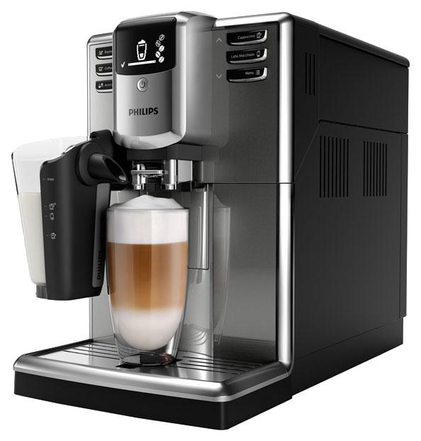 Кофемашина автоматическая Philips EP5034/10 фото