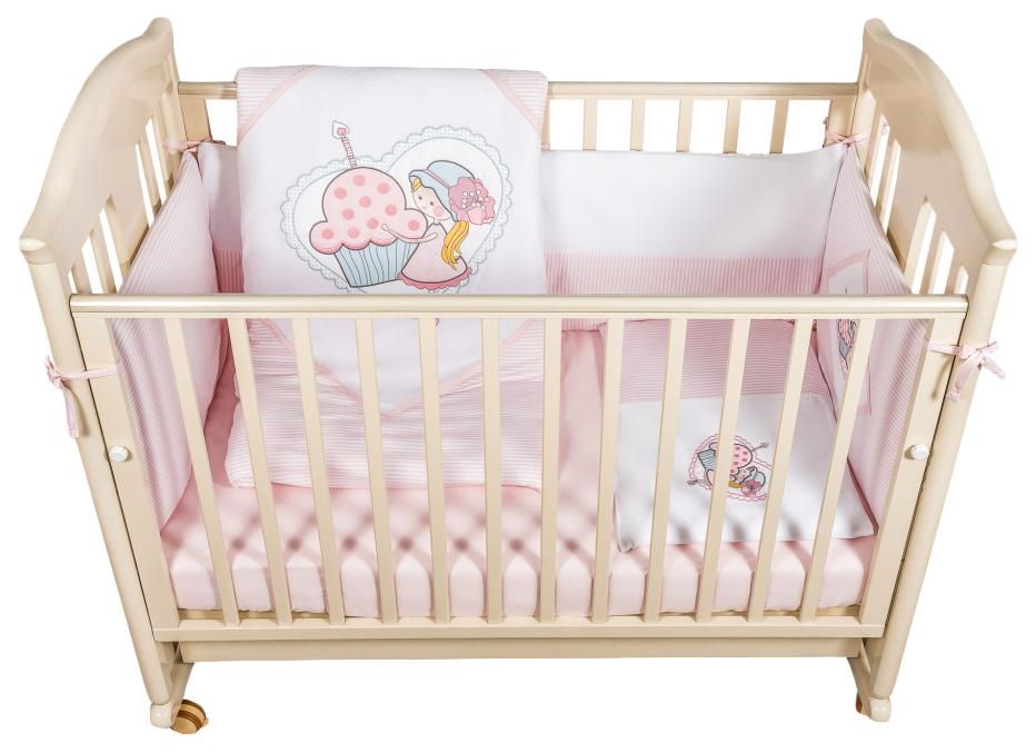 Комплект детского постельного белья Bebe Luvicci CUTIE PIE