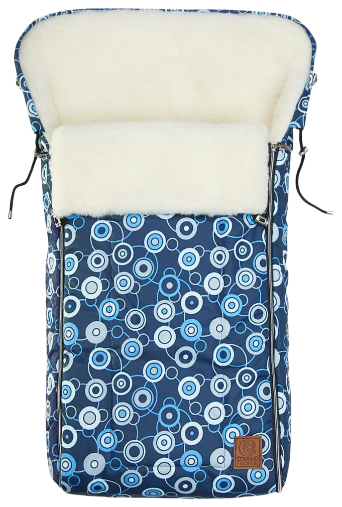 Конверт-мешок для детской коляски Сонный Гномик Норд 983/60