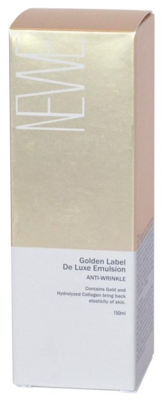 Эмульсия для лица Newe Golden Label