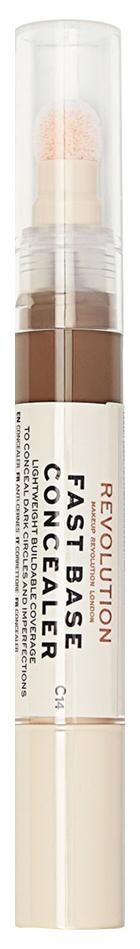 Консилер Makeup Revolution Fast Base Concealer C14