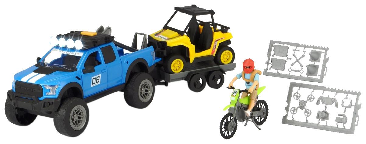 Купить Игровой набор DICKIE Покоритель бездорожья 3838003, Dickie Toys, Игровые наборы