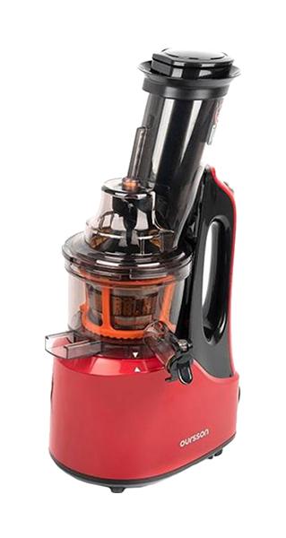 Соковыжималка шнековая Oursson JM7005/RD red