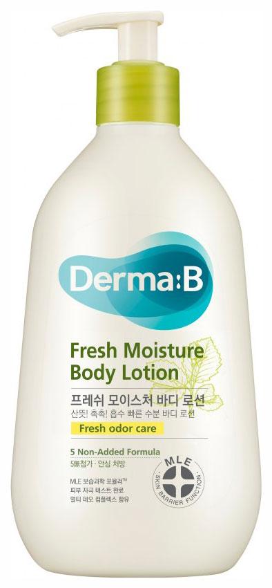 Лосьон для тела Derma B Fresh Moisture Body
