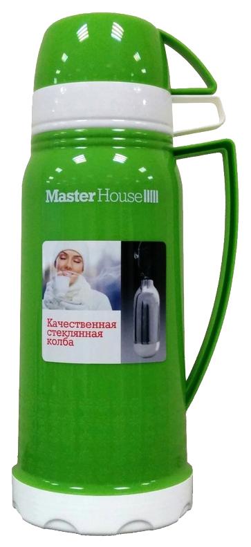Термос Master House Венеция 0,6 л зеленый