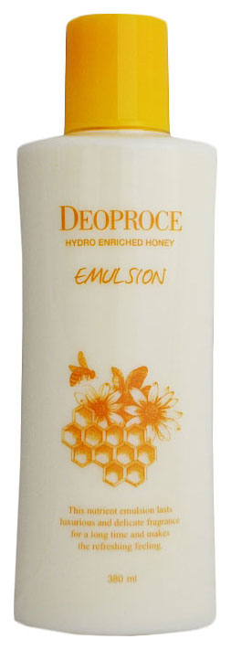 Купить Эмульсия для лица Deoproce Hydro Enriched Honey 380 мл