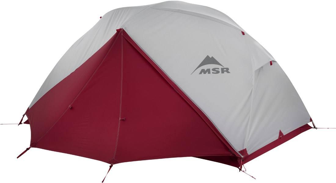 Палатка MSR Elixir серая трехместная