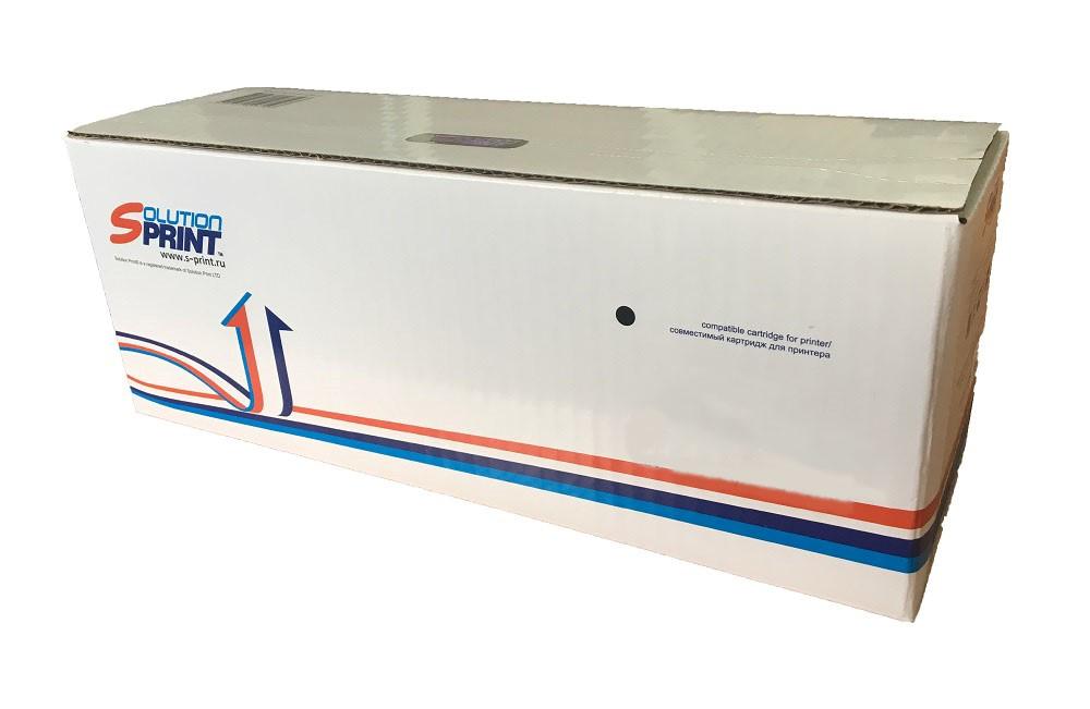 Картридж для лазерного принтера Sprint SP-K-410 аналог Kyocera TK-410, черный фото