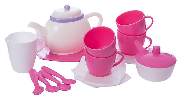 Набор Wader детской посуды Алиса на