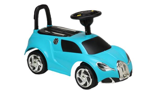Каталка детская Наша игрушка Блеск бирюза K402-1-BLUE фото