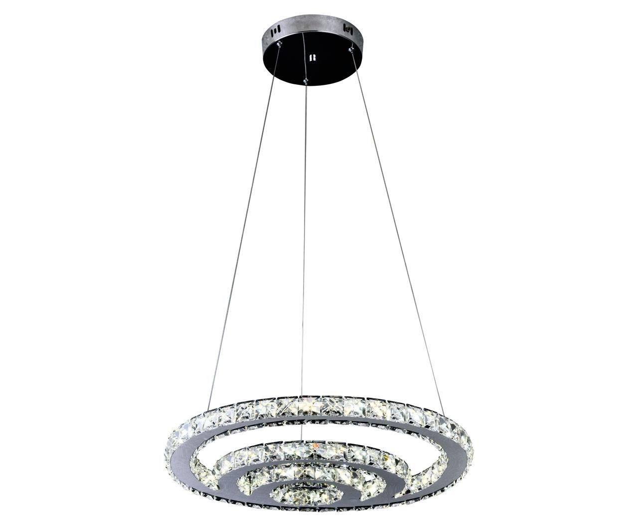 Подвесной светодиодный светильник Kink Light Тор-Кристалл 08550(3000-6000K) фото