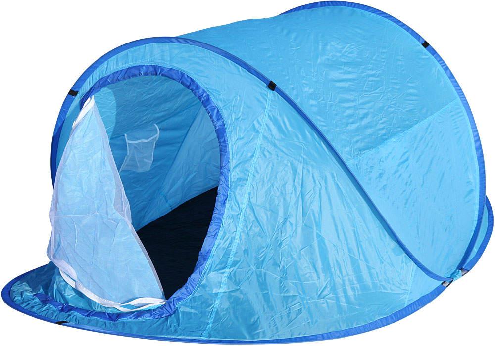 Туристическая палатка Rosenberg 6161 голубая