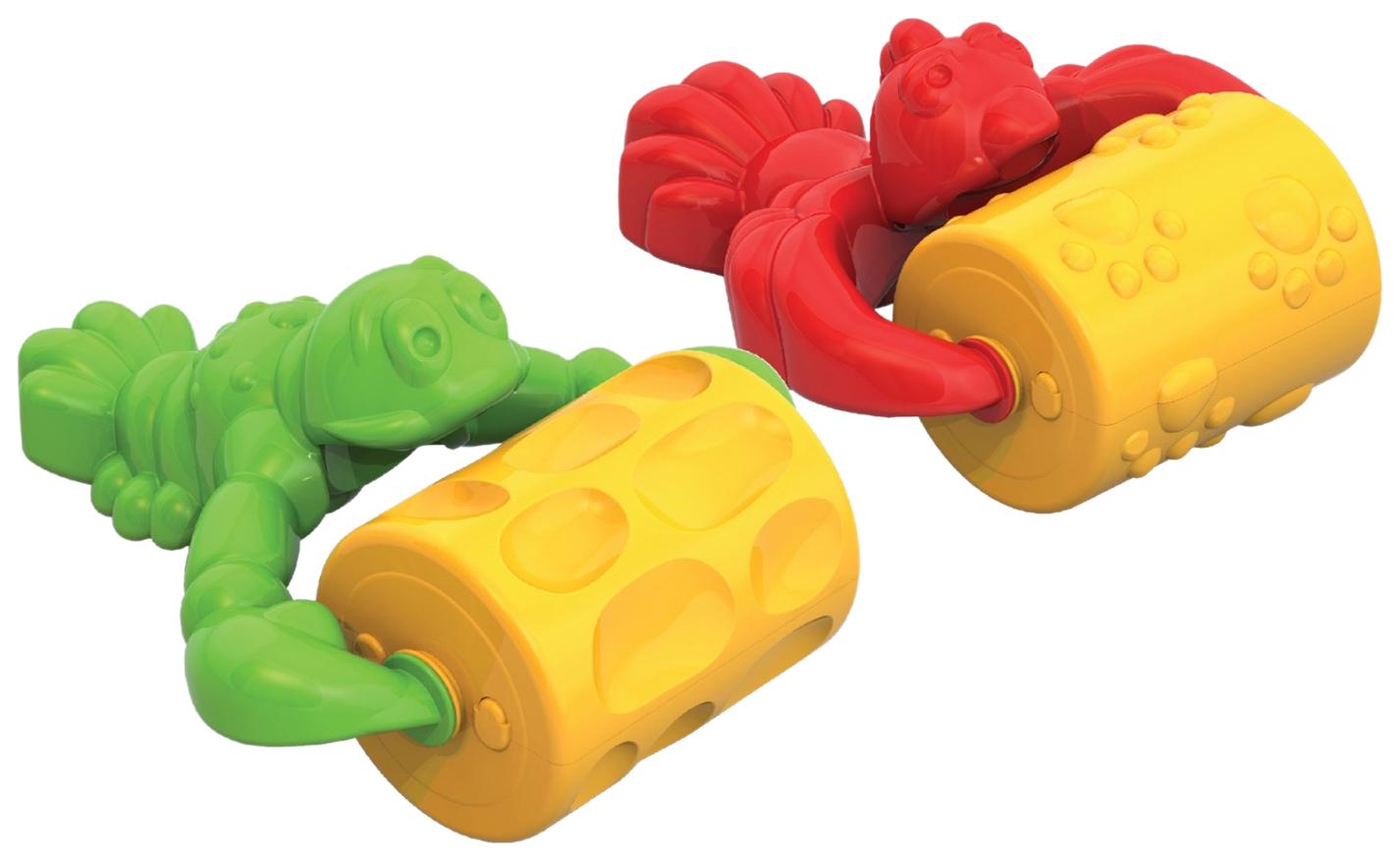Купить Валики для игр с песком Нордпласт 431696, НОРДПЛАСТ, Песочные наборы