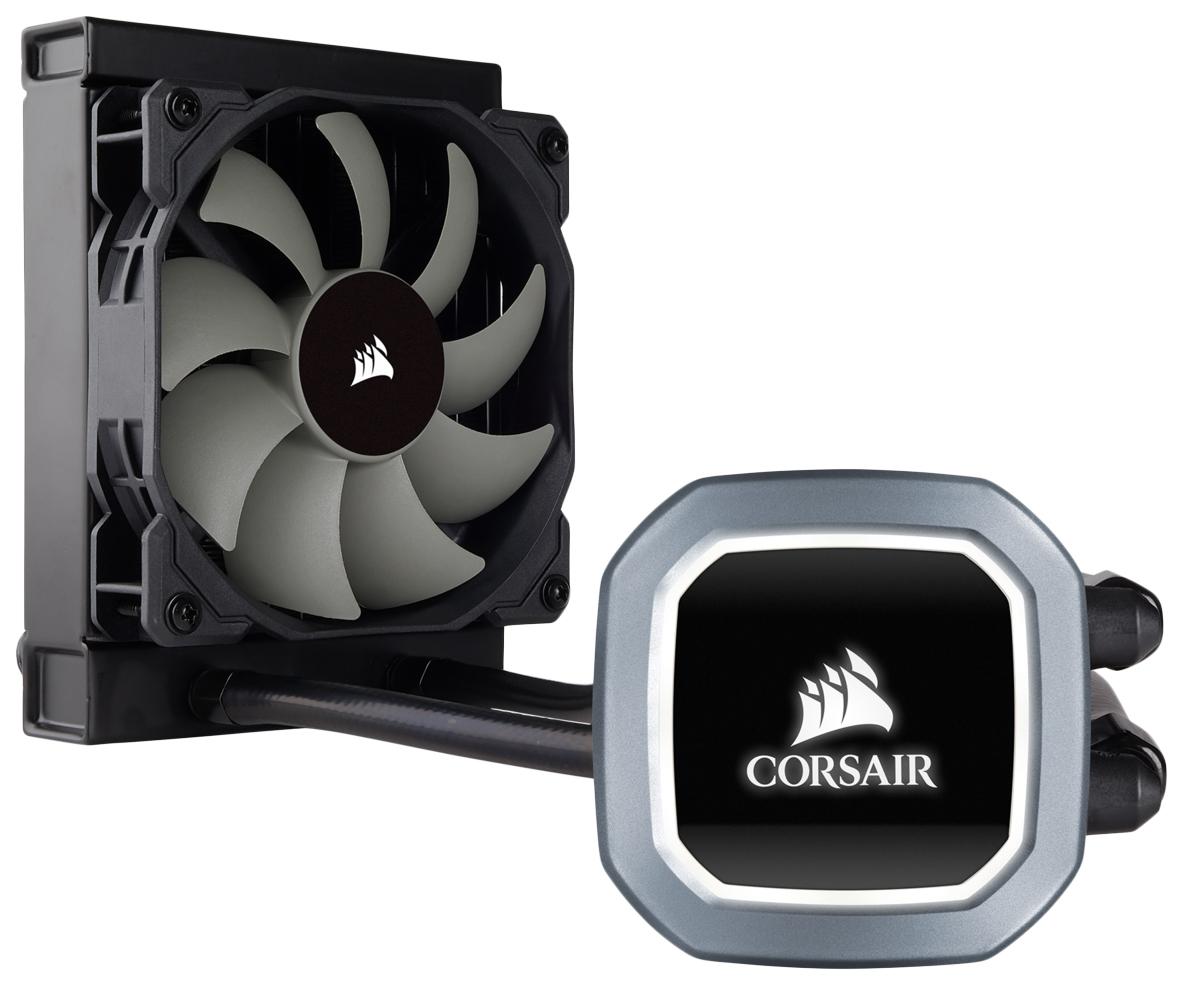 Жидкостная система охлаждения Corsair H60 (CW 9060036