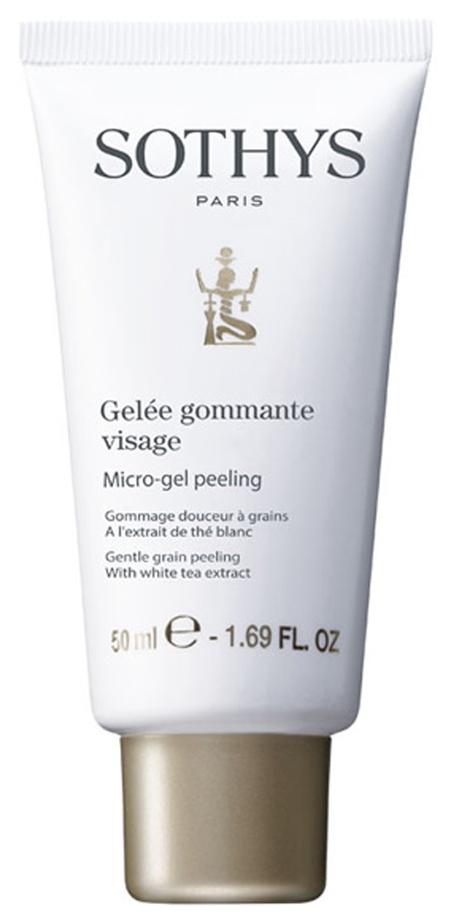 Купить Скраб для лица Sothys Gelee gommante visage 50 мл