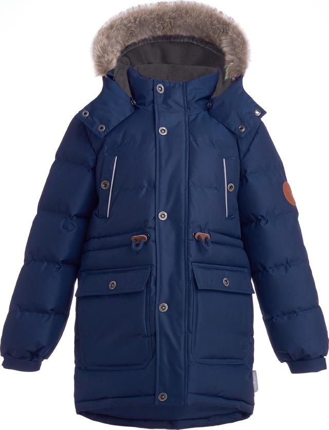 Парка зимняя Premont WP92476 синий р.122 Wp92476 blue