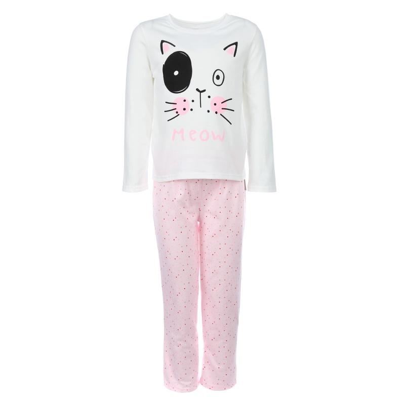 Купить Пижама Bossa Nova Розовый р.104, Детские пижамы