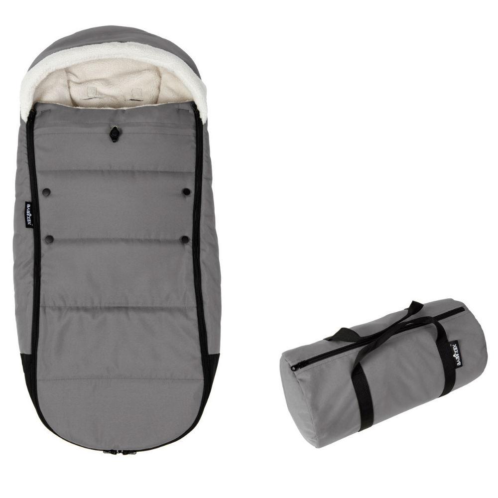 Купить Конверт-мешок для детской коляски Babyzen yoyo+ grey, Конверты в коляску