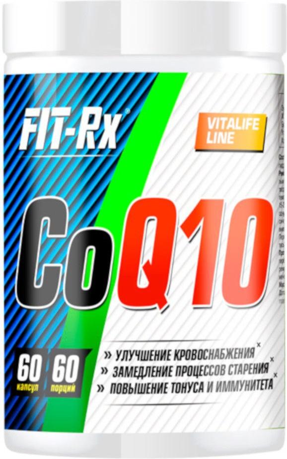 Коэнзим FIT Rx CoQ10 60 капсул