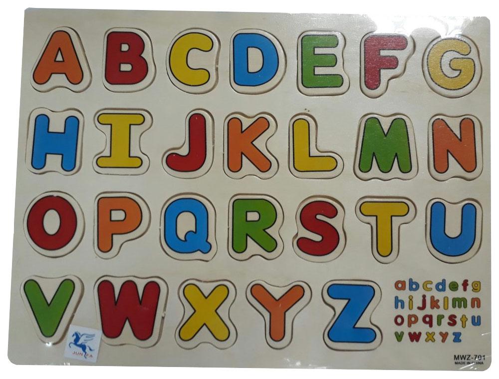Купить Рамка-вкладыш Junfa Toys WZ-A4868/258-6C в ассортименте, Развивающие игрушки