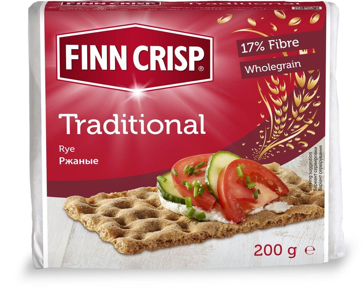 Хлебцы Finn Crisp традиционные 200 г