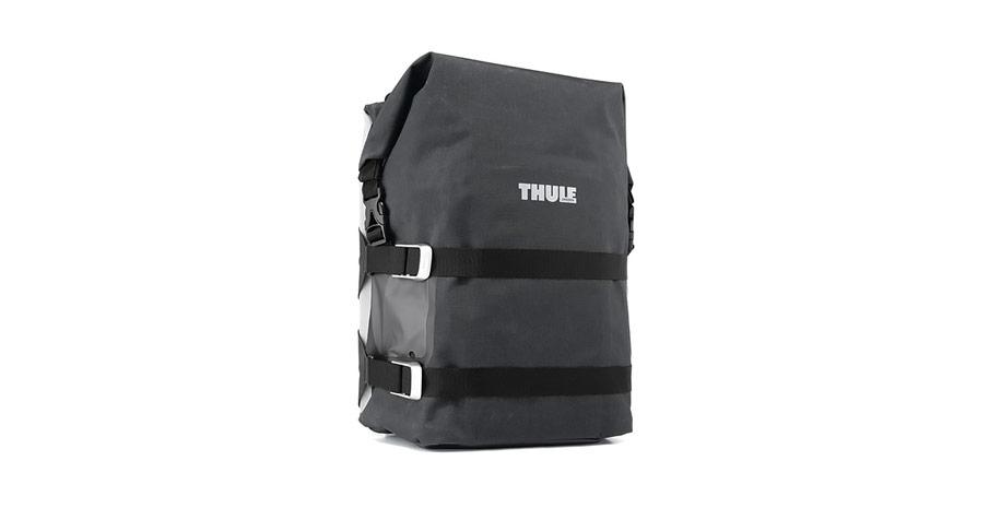 Велосипедная сумка Thule Pack'n Pedal 100005 Black