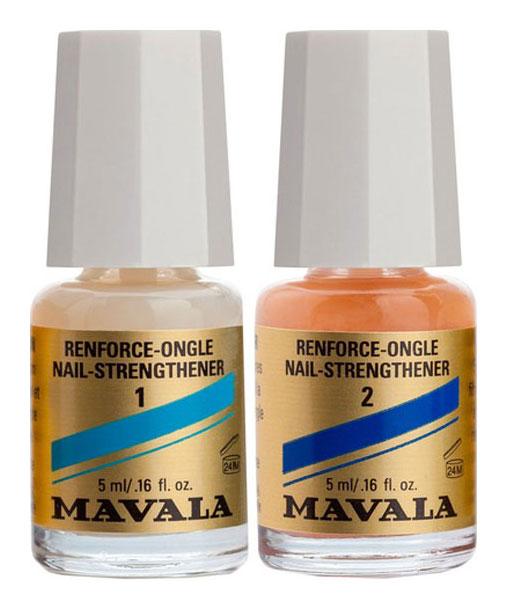 Купить Средство для ухода за ногтями Mavala Nail Shield 5 мл x 2 шт