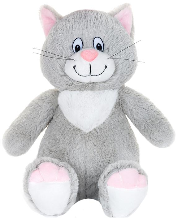 Купить Мягкая игрушка MAXIPLAY MP-071802 Кот Тихон 21 см (озвученный), Мягкие игрушки животные