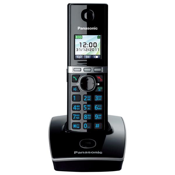 Телефон DECT Panasonic KX TG8051RUB