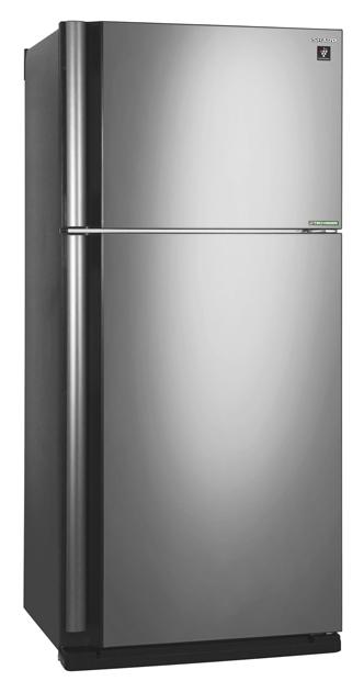 Холодильник Sharp SJ XE55PMSL Grey
