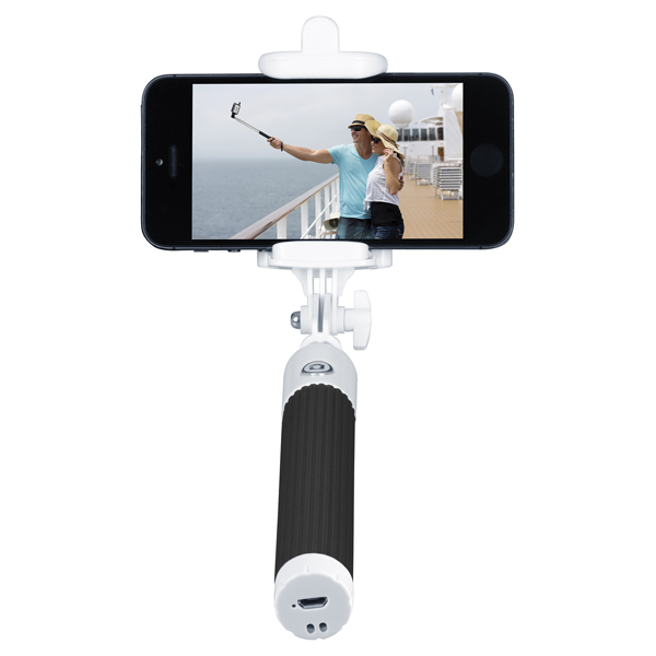 Монопод для смартфона InterStep MP 115B Black