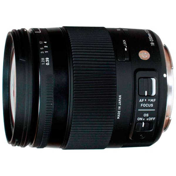 Объектив SIGMA AF 18 200mm f/3.5