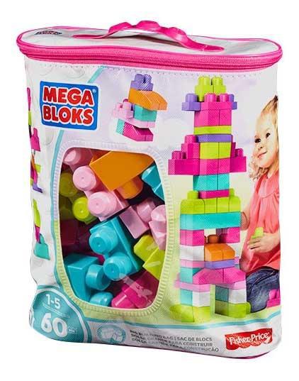 Купить Big Building Bag, Конструктор пластиковый mega bloks dch54, Конструкторы пластмассовые