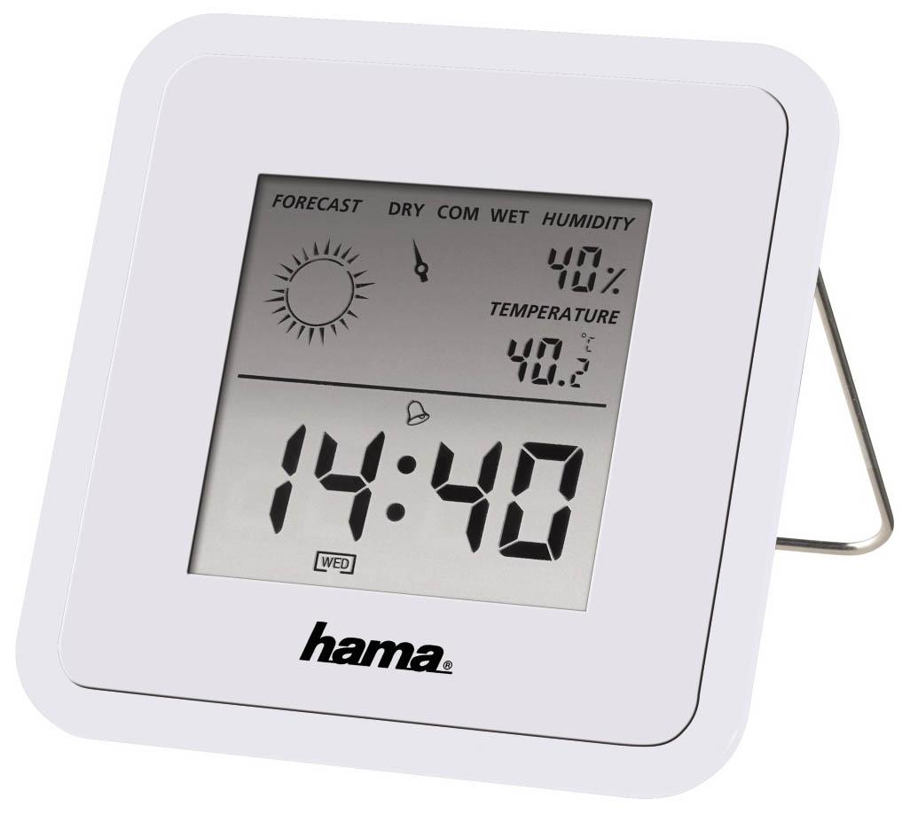 Метеостанция HAMA TH50 White