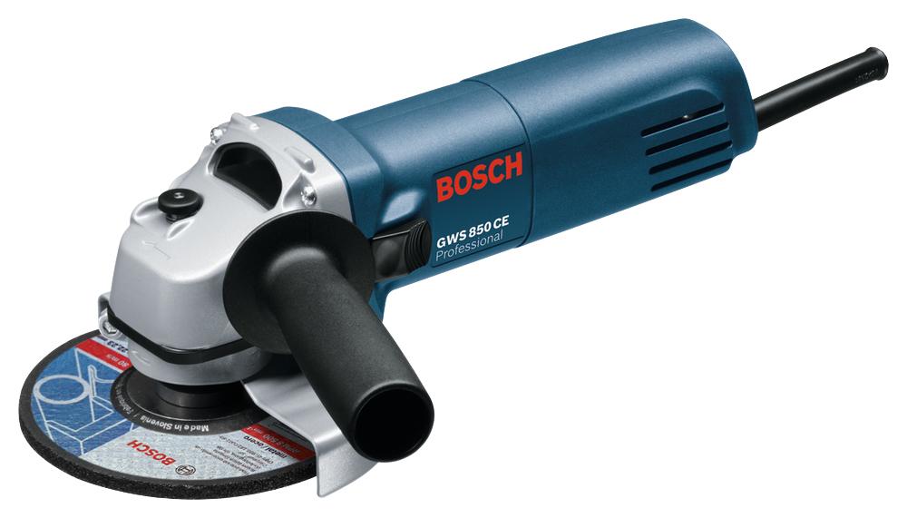 Сетевая угловая шлифовальная машина Bosch GWS 850 CE 601378792