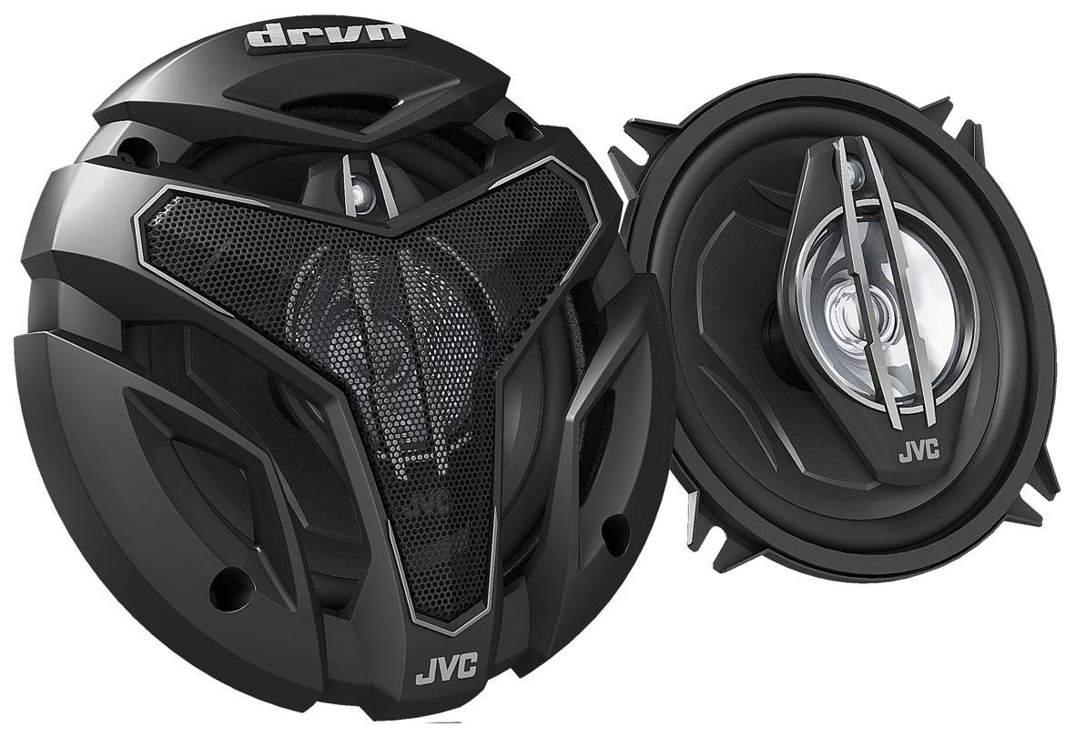 JVC Автоакустика JVC CS-ZX530 коаксиальная 3-полосная 13см 40Вт-300Вт фото