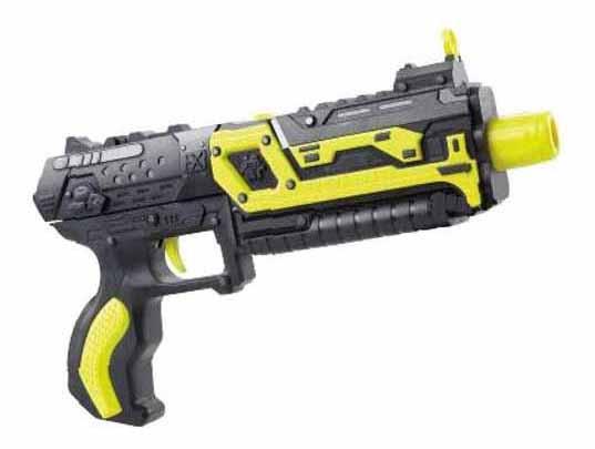Х-Бластер Бластер Х-Бластер Стингер XH-031A желтый 86841 фото