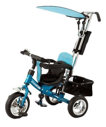 Купить Велосипед детский трехколесный Lexus Trike Next Generation 20038184 Синий, Велосипед трехколесный Jetem Lexus Trike Next Generation 20038184 Синий, Детские трехколесные велосипеды