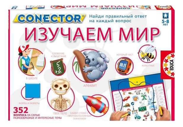 Купить Семейная настольная игра Educa Логические задачи, Семейные настольные игры