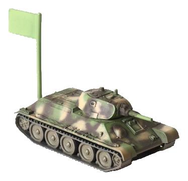 Модели для сборки Zvezda Танк советский средний Т-34/76 образца 1940 г.