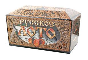 Купить Русское лото, Семейная настольная игра С-Трейд Русское Лото, Семейные настольные игры