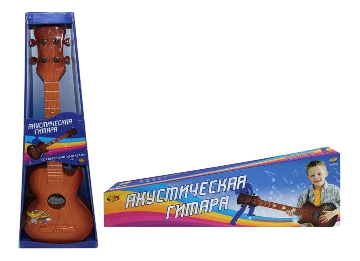Гитара игрушечная ABtoys Акустическая гитара фото