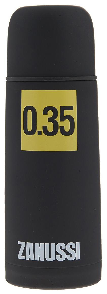 Термос Zanussi Cervinia 0,35 л черный
