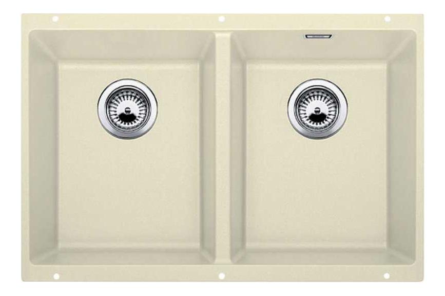 Мойка для кухни гранитная Blanco SUBLINE 350/350-U 516288 жасмин