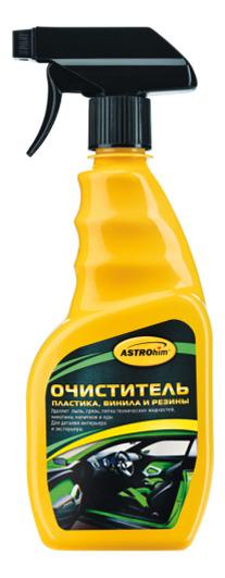 Очиститель пластика, ASRTOhim винила и резины 500мл спрей