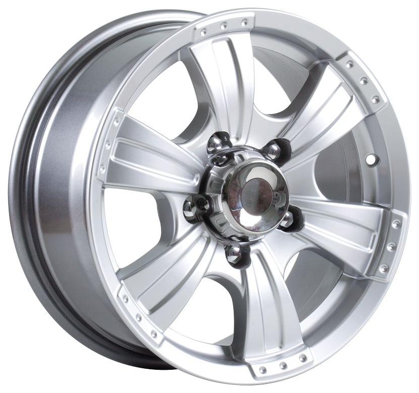 Колесные диски SKAD Рейнджер R16 7J PCD5x139.7 ET40 D98.5 (1880608) фото