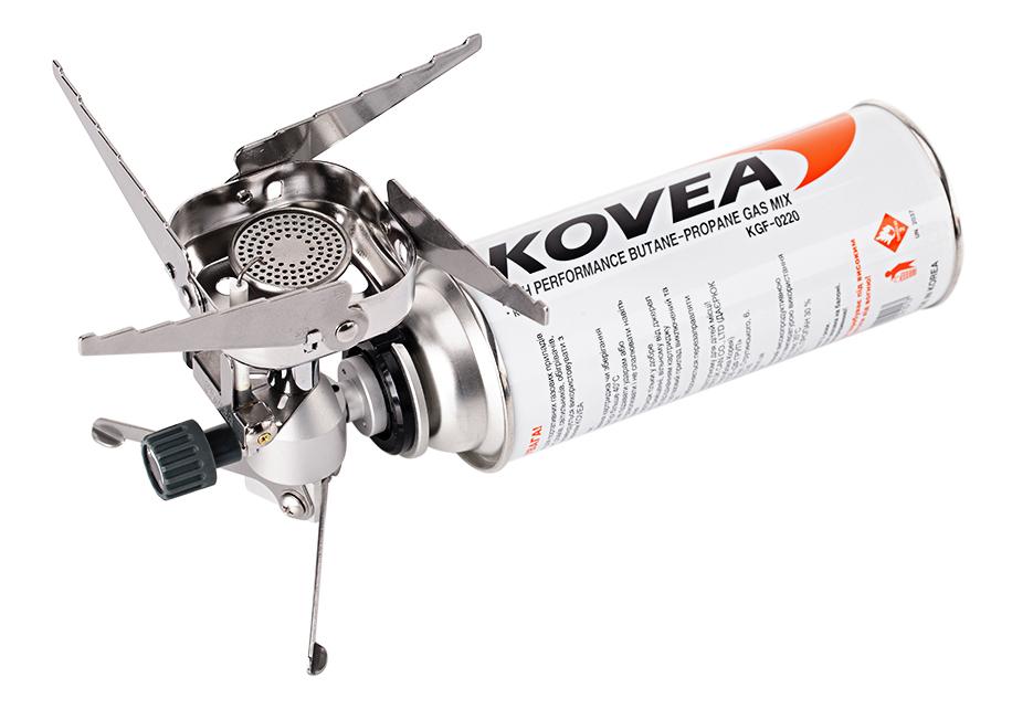 Туристическая горелка газовая Kovea Maximum Stove TKB-9901 фото