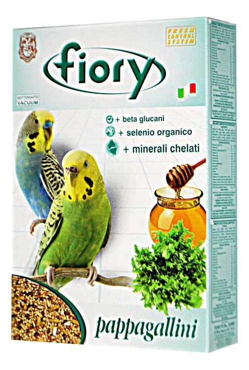 Основной корм FIORY Pappagallini для волнистых попугаев