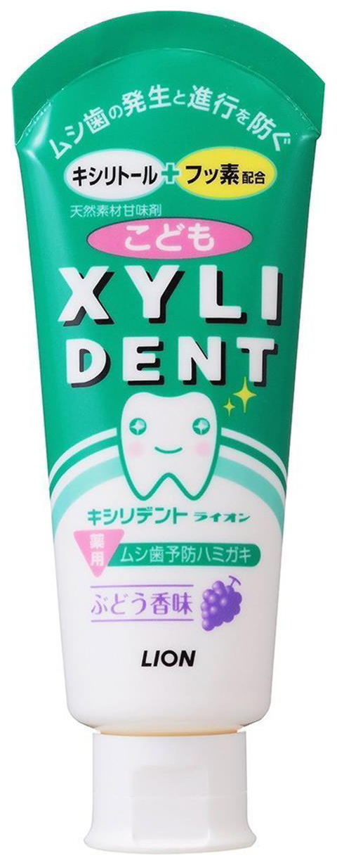 Купить Зубная паста Lion Xylident 120 г, Детские зубные пасты