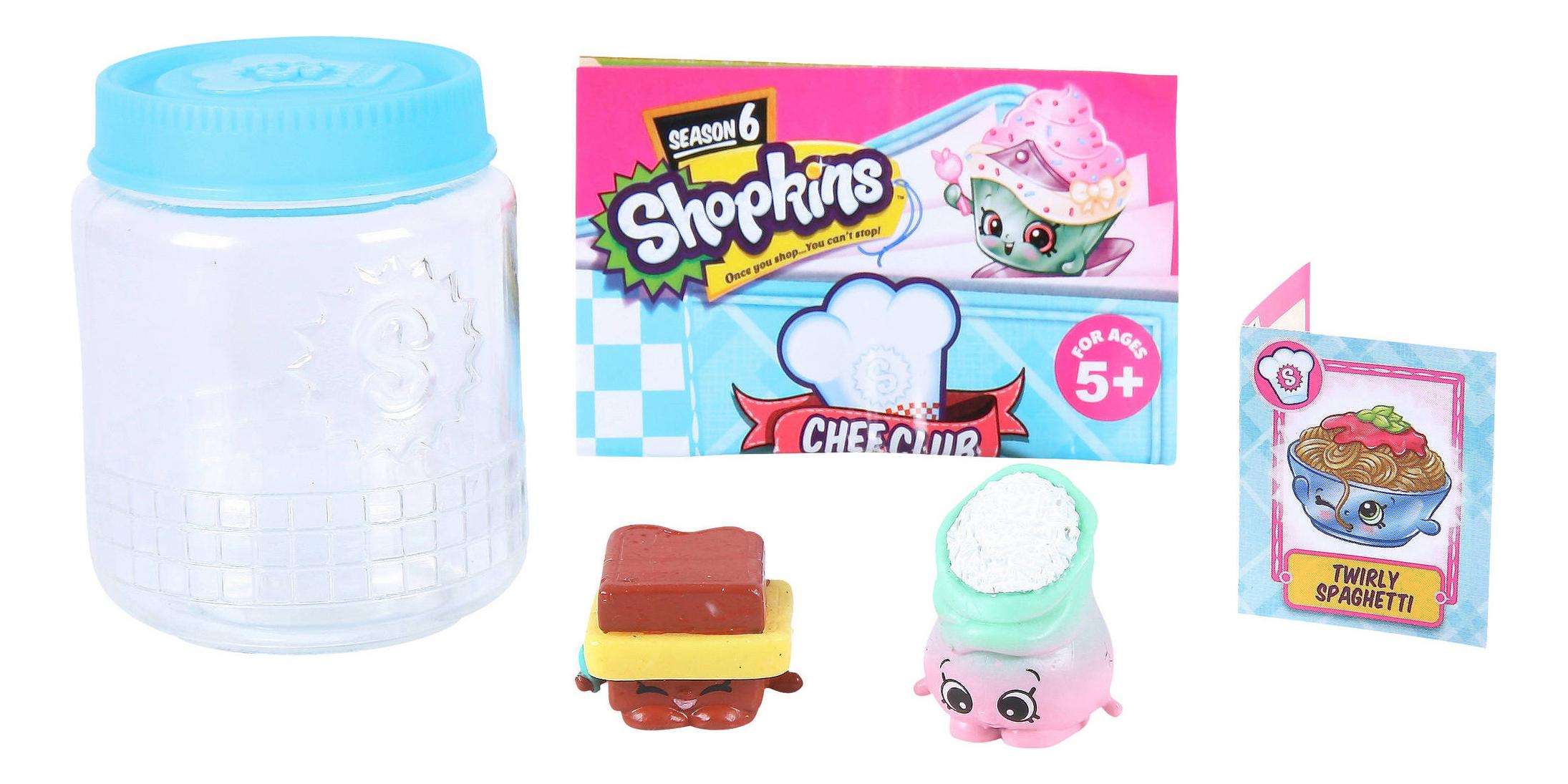 Купить Игровой набор Shopkins Moose Shopkins 2 фигруки,